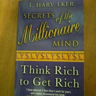 Think Rich To Get Rich.