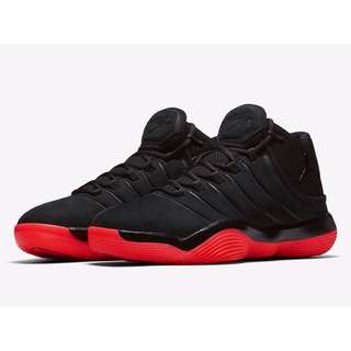 JORDAN SUPER.FLY BLACK / INFRARED23 Men's Shoes SRP of 7,295Php