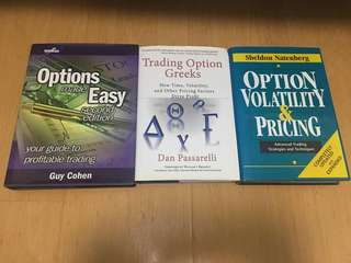 Books on Option Trading