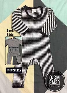 Baby Bonds Easysuit