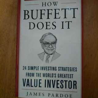 How Buffett Does It.