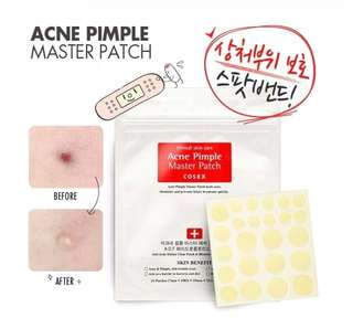 PRE-ORDER COSRX Acne Pimple Master Patch
