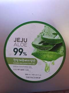Jeju Aloe 99% (The Face Shop ORI)