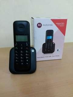 家居電話 motorola telephone