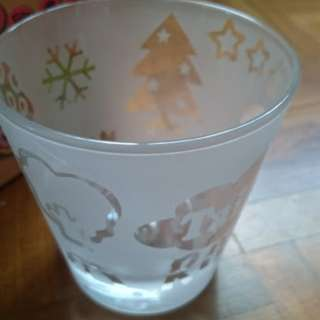 Glass cup for sale
