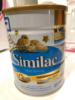 Similac Infant Formula Stage 1