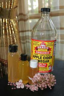 Toner cuka apel bragg Pure (30ml)