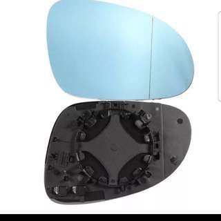 Both Side Wing Mirror Blue Tinted Heated for VW /Golf/Polo/Jetta /Passat MK6