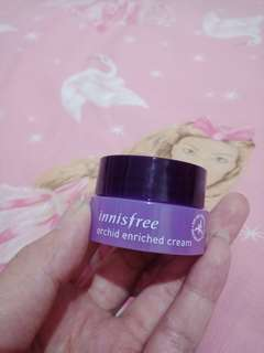 Innisfree Orchid Enriched Cream (sample size)