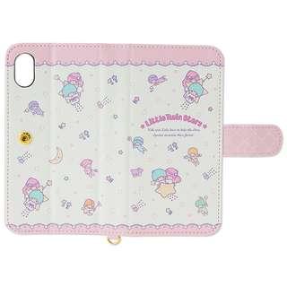 日本Sanrio代購 Little Twin Stars iPhone X 電話保護套