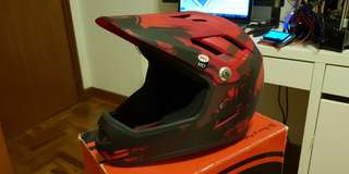 MTB full-face helmet Bell Sanction