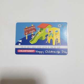 MRT Card - HappyChildren's Day