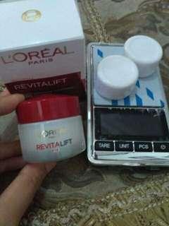 L'oreal Paris Revitalift. Anti Wrinkle+Firming Eye Cream 5gr