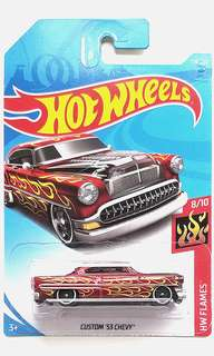 Hot Wheels Custom '53 Chevy