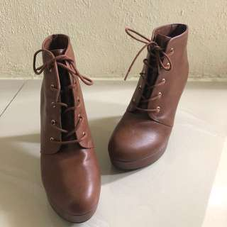 Authentic Forever 21 Boots