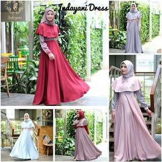 Indayani dress