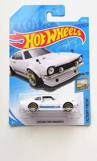 Hot Wheels Custom Ford Maverick