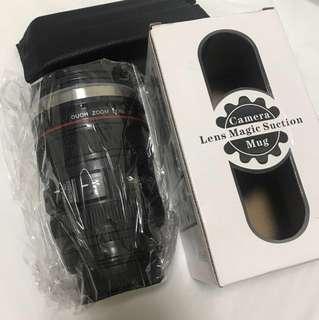 Camera Lens Mug (brand new)
