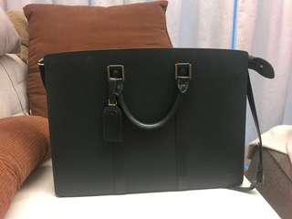 Louis Vuitton Full leather work bag
