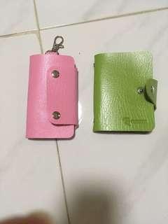 Card Holder n Keys Pouch