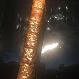 1769 Dicionnaire Tom i ( volume 1)