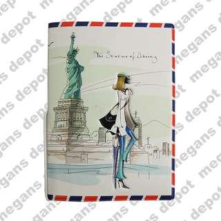 Statue of Liberty 3D Passport Holder