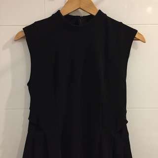 Una Rosa Little Black Dress