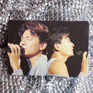 劉德華 Andy Lau 華仔 絕版 早期 YesCard Yes咭 Yes卡 Yes Card  F8