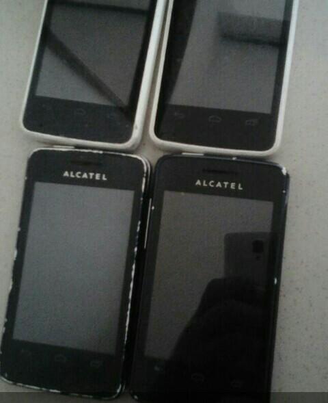 4 biji Alcatel one touch pro 2s