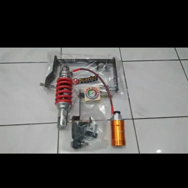 Aerox nvx monoshock conversion kit, Bulletin Board