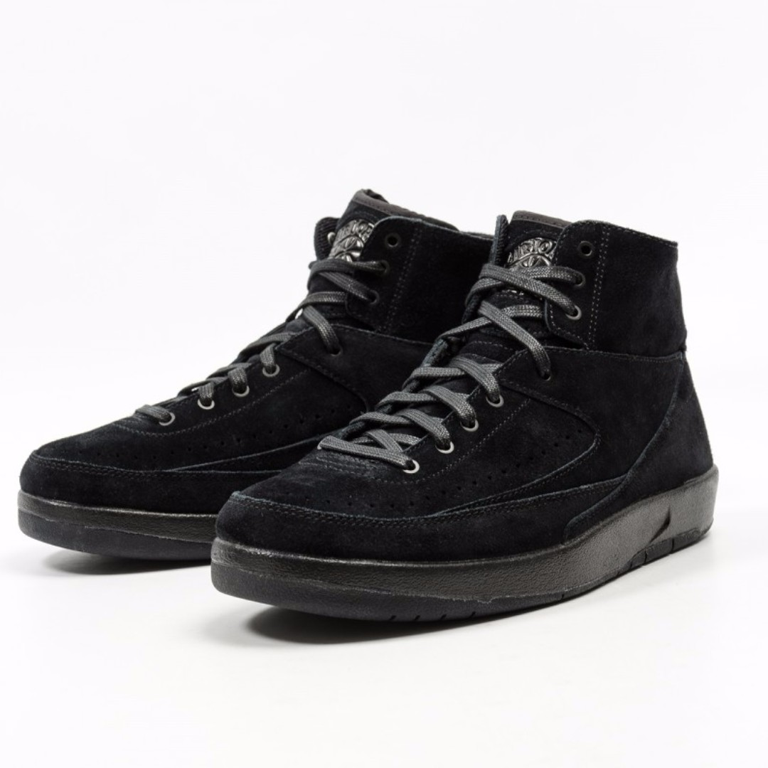sports shoes d5356 0c2c6 Air Jordan 2 Retro Decon 'Black' Men's Shoes SRP of 8,195Php ...
