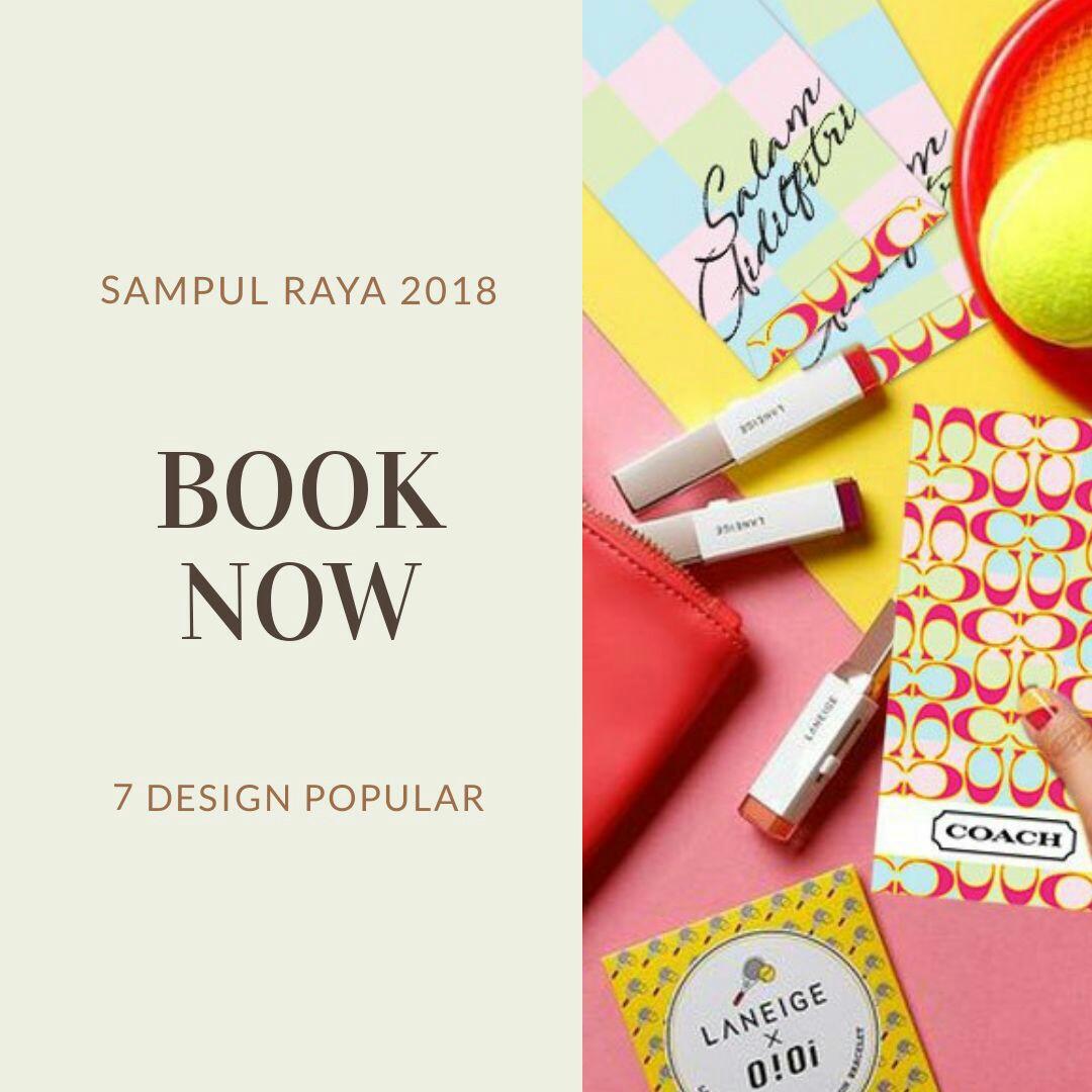 Angpau Sampul Raya Design Coach Everything Else Others On Carousell Ampau 1 Paket