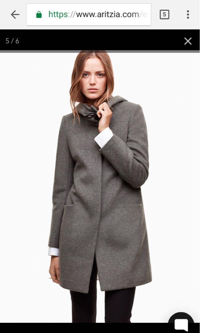 Aritzia Babaton Pearce Coat