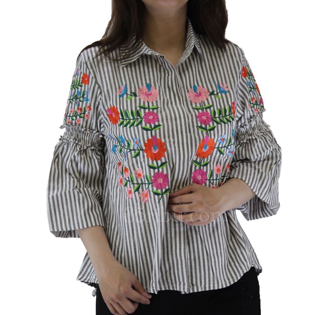 Model Kemeja Batik Wanita Bahan Katun: 35ribu Barang Untuk Dijual Di Carousell