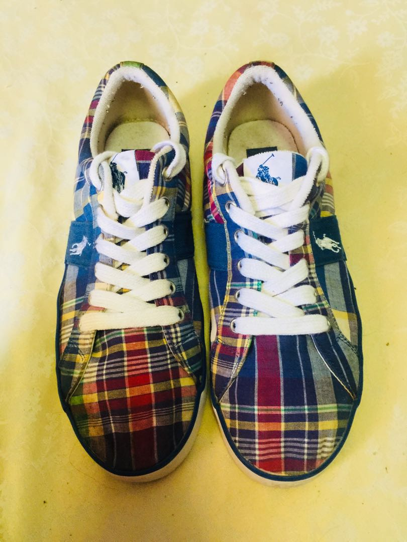Authentic Polo shoes