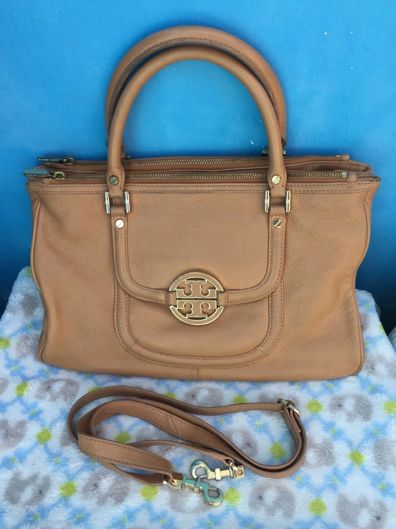 aa65d6c23f8 Authentic Tory Burch Two- Way Bag