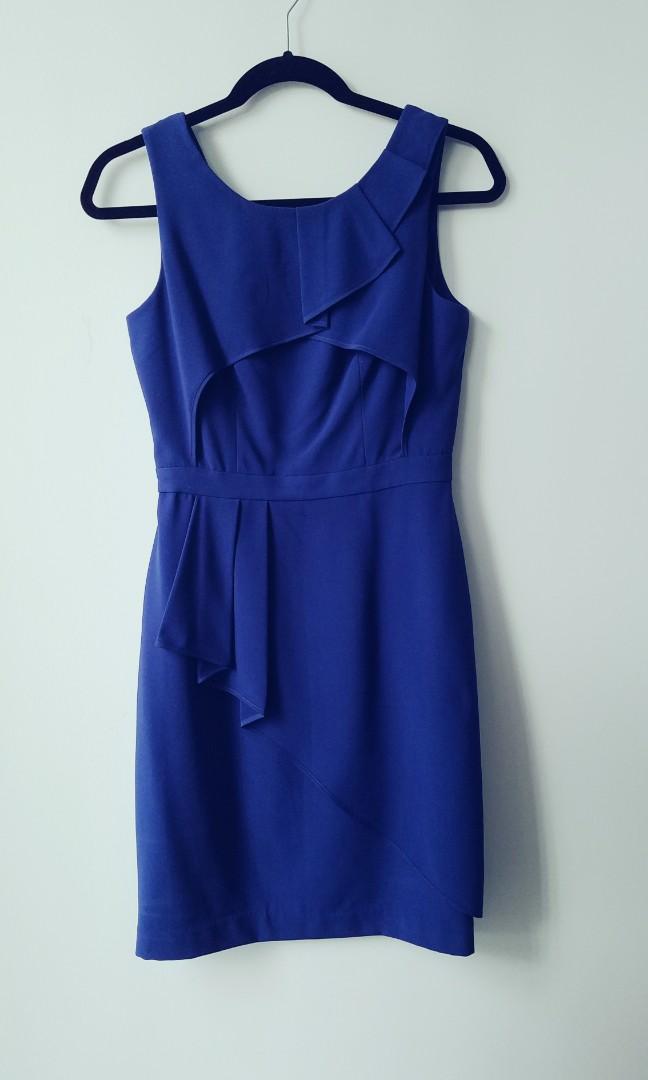 BCBG Blue Size 4