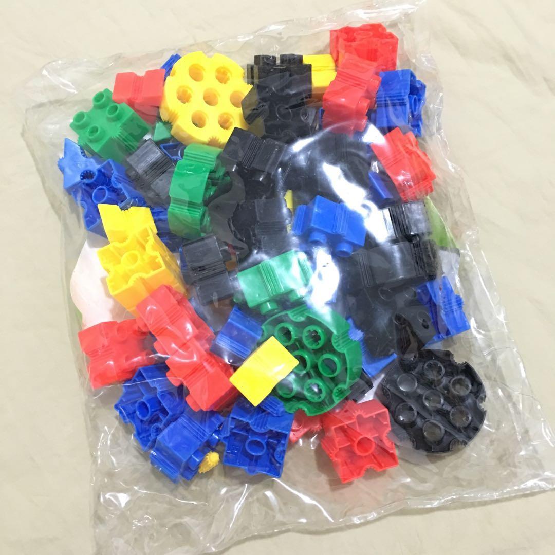 BN lego like blocks
