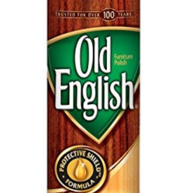 Bn Old English Furniture Polish