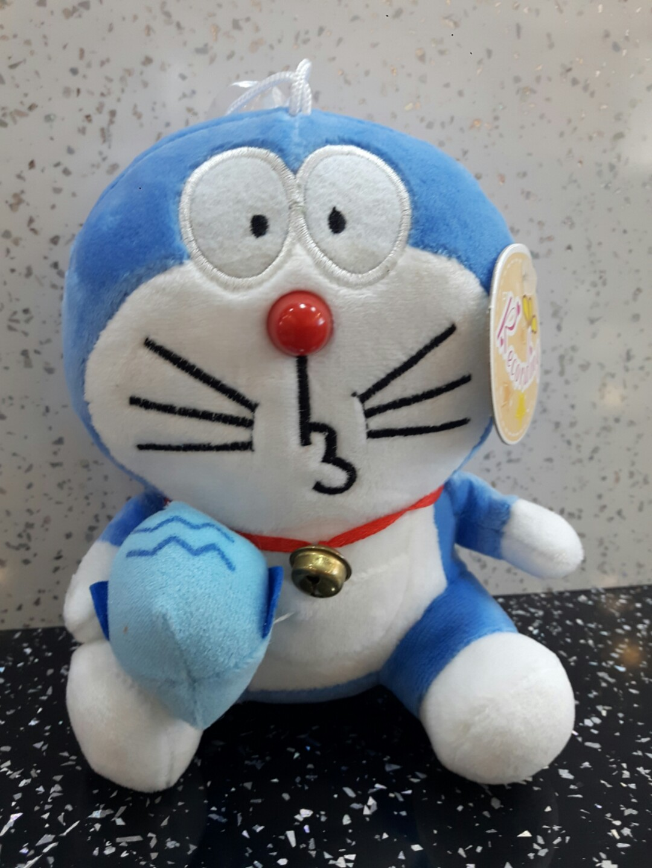 Boneka doraemon lucu mainan anak Toys & Collectibles Toys