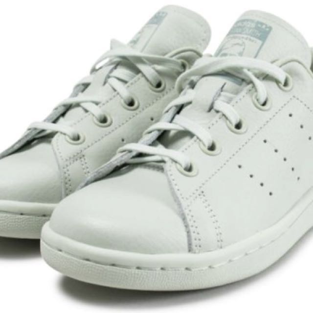 5aacd99a39d0af Brand New Adidas Stan Smith Pastel Green PRICE REDUCED