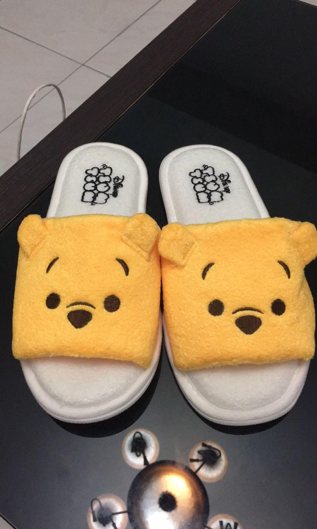 397f5be623d0 Brand New Disney Winnie the Pooh Slippers