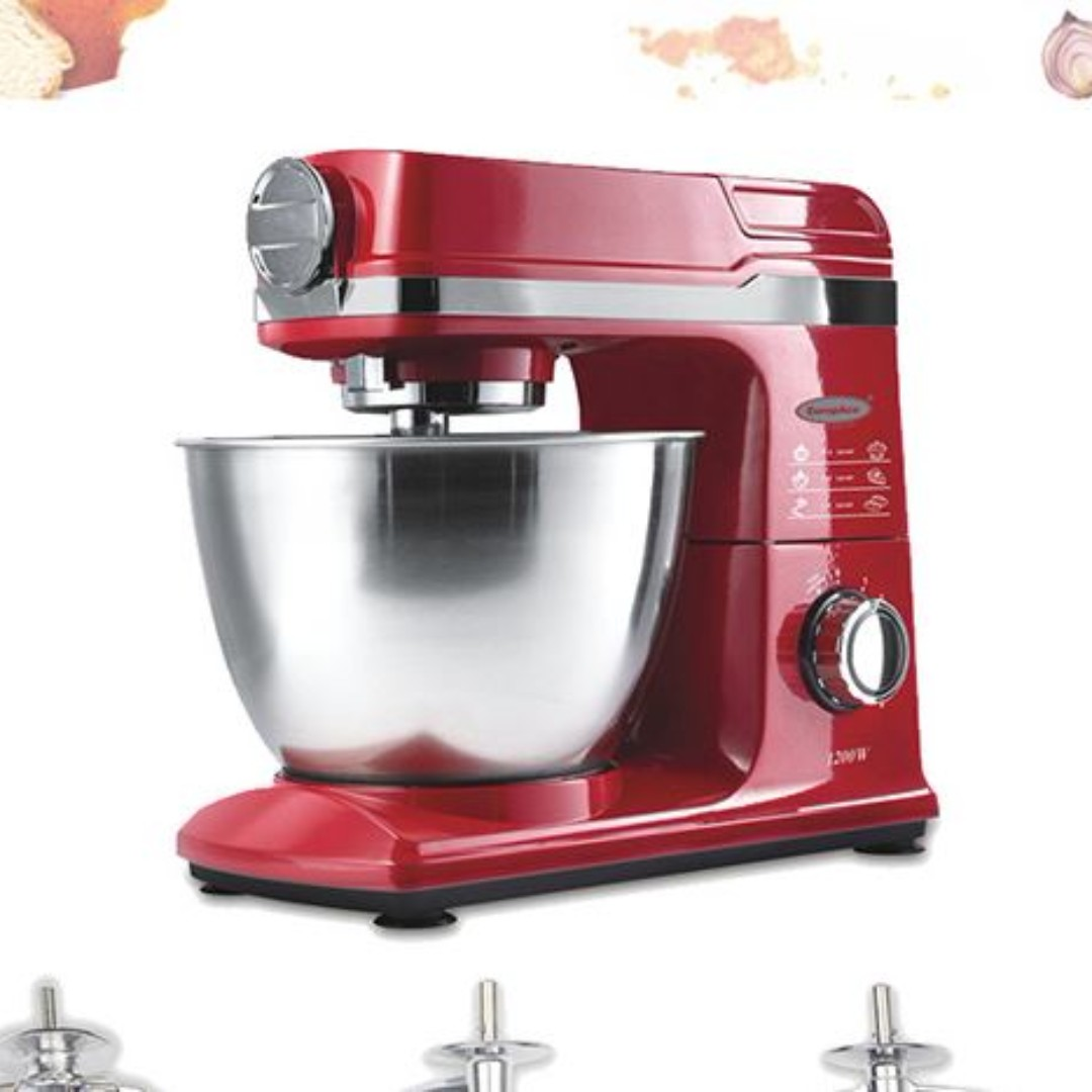 Europace 1200w Multi Function Food Mixer Efm 1206p Stand Mixer