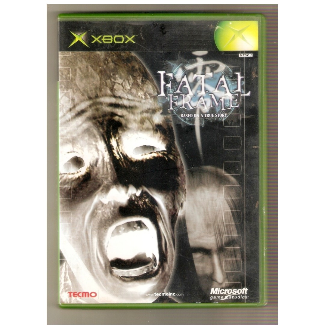 Fatal Frame Xbox Game (NTSC-J), Toys & Games, Video Gaming, Video ...