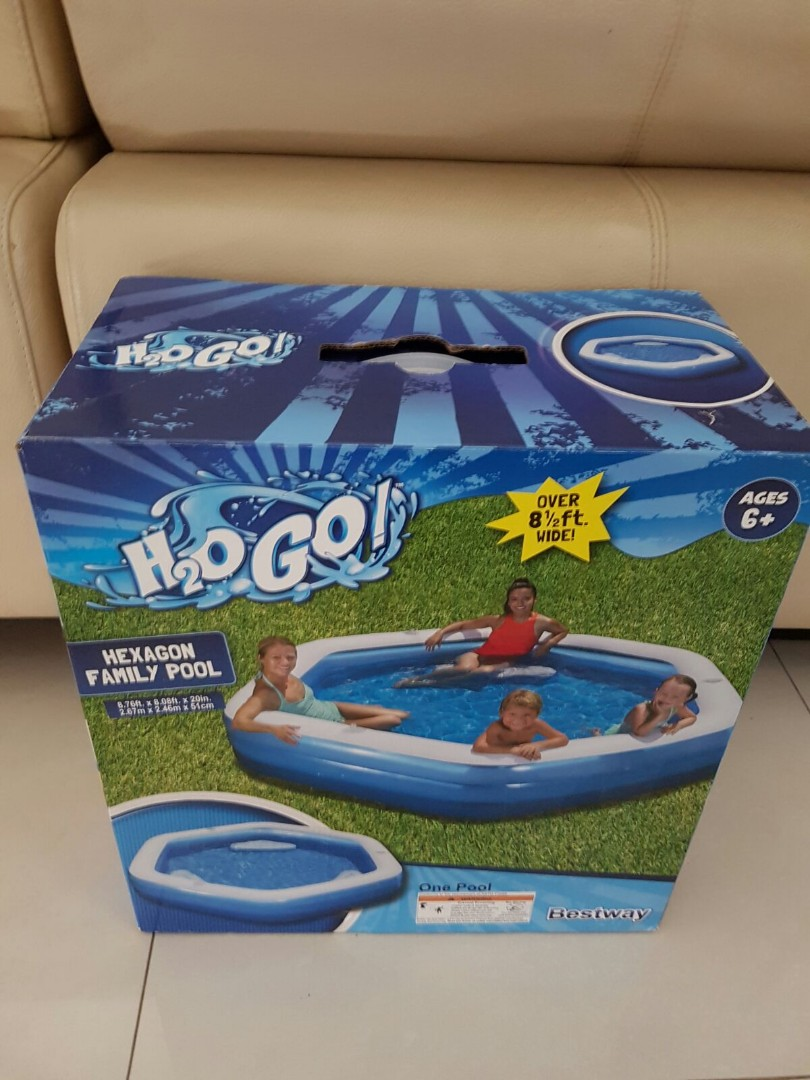 H20 Baby pool