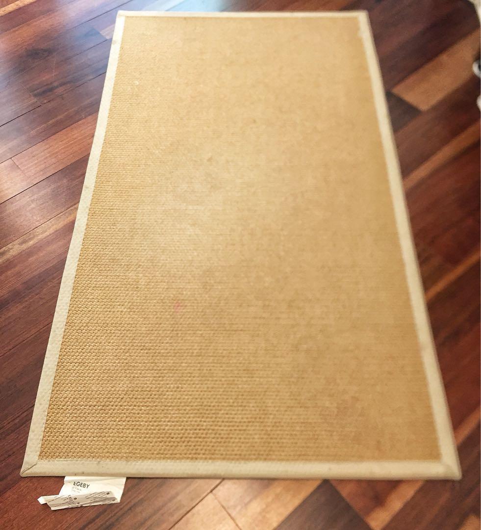 Ikea Egeby Flatwoven Rug Home