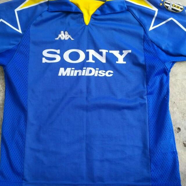 premium selection 31033 291be Jersey Juventus Vintage Kappa Rare 1996/1997 Original