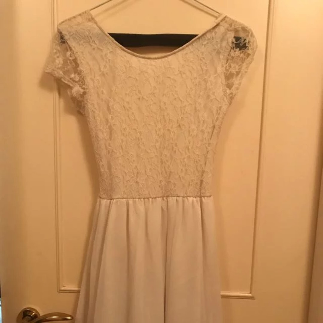 Lace H&M Summer Dress (size Small)