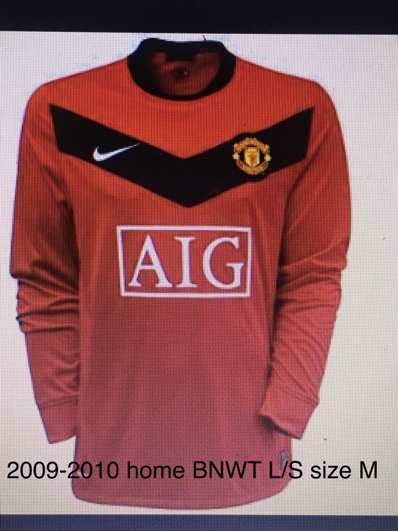 Manchester United Home Shirt 2019 14 Long Sleeve - Nils