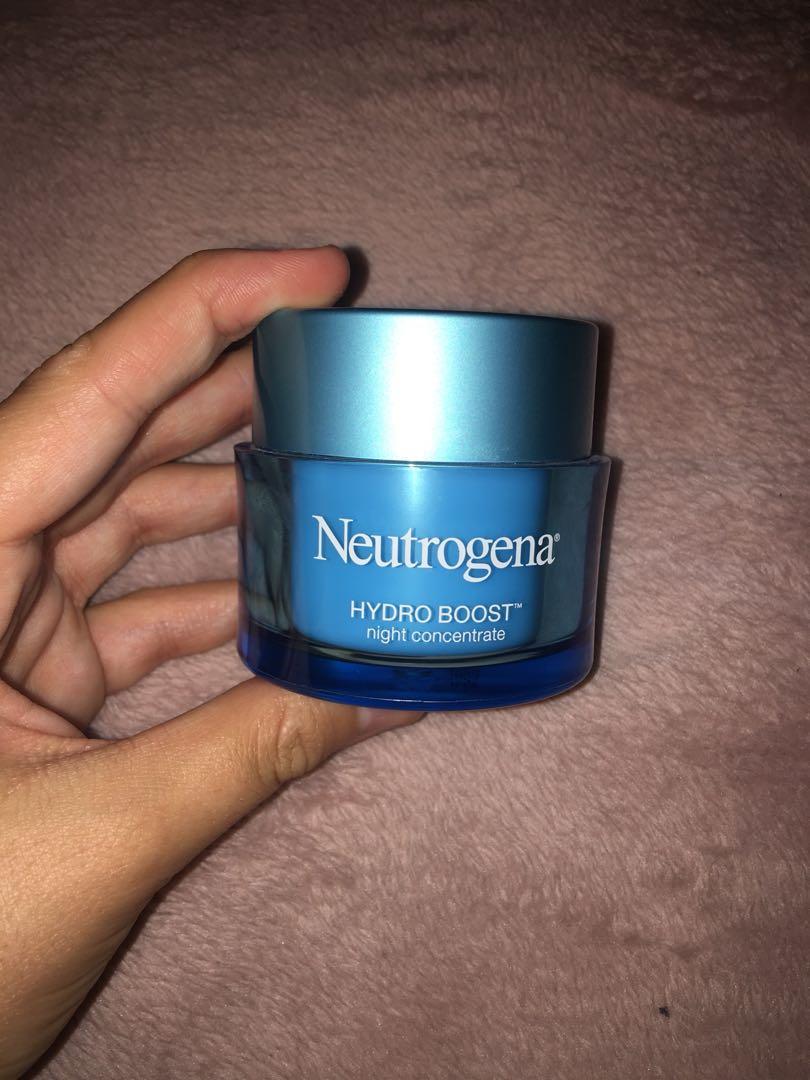 Neutrogena Hydro Boost Night Cream